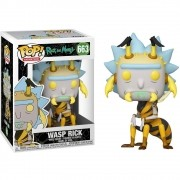 POP FUNKO 663 WASP RICK RICK AND MORTY