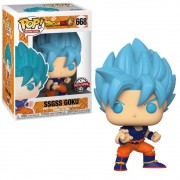 POP FUNKO 668 SSGSS GOKU SPECIAL EDITION DRAGON DRAGON BALL