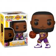 POP FUNKO 66 LEBRON JAMES NBA Lakers