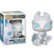 POP FUNKO 687 LIGHT FURY TRAIN YOUR DRAGON COMO TREINAR SEU
