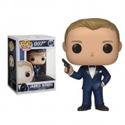 POP FUNKO 689 JAMES BOND FROM CASINO ROYALE 007