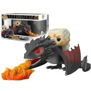 POP FUNKO 68 DAENERYS E FIERY DROGON GAME OF THRONES