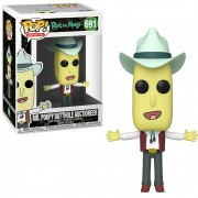 POP FUNKO 691 Mr. POOPYBUTTHOLE AUCTIONEER RICK AND MORTY
