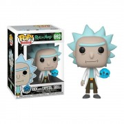 POP FUNKO 692 RICK W CRYSTAL SKULL RICK E MORTY