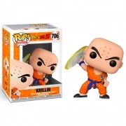 POP FUNKO 706 KRILLIN DRAGON BALL Z KURIRIN KULILIN