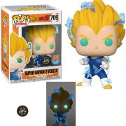 POP FUNKO 709 CHASE SUPER SAIYAN 2 VEGETA PX EXCLUSIVE CHASE