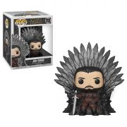 POP FUNKO 72 Jon Snow On Throne Game Of Thrones Got
