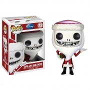 POP FUNKO 72 SANTA JACK SKELLINGTON DISNEY