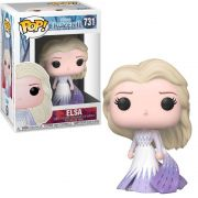 POP FUNKO 731 ELSA DRESS FROZEN II DISNEY