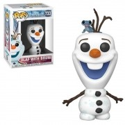 POP FUNKO 733 OLAF WITH BRUNI FROZEN II