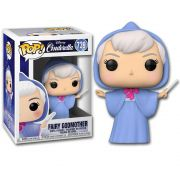 POP FUNKO 739 FAIRY GODMOTHER CINDERELLA DISNEY