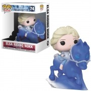 POP FUNKO 74 ELSA RIDING NOKK FROZEN II DISNEY