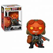 POP FUNKO 750 HELLBOY With Bprd Tee