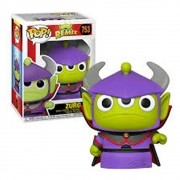 POP FUNKO 753 ALIEN AS ZURG PIXAR TOY STORY