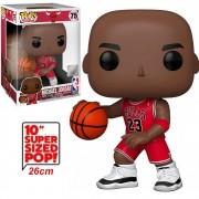 POP FUNKO 75 MICHAEL JORDAN NBA 10 26 CM SUPER SIZE