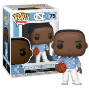 POP FUNKO 75 MICHAEL JORDAN NBA NORTH CAROLINA