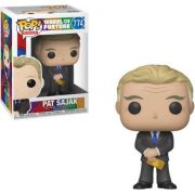 POP FUNKO 774 PAR SAJAK WHEEL OF FORTUNE RODA DA FORTUNA