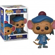 POP FUNKO 775 OLIVIA GREAT MOUSE DETECTIVE