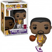 POP FUNKO 78 MAGIC JOHNSON LAKERS NBA LEGENDS