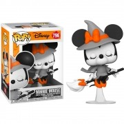 POP FUNKO 796 MINNIE WITCH HALLOWEEN DISNEY