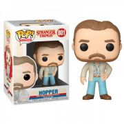 POP FUNKO 801 HOPPER STRANGER THINGS