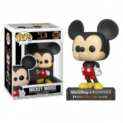 POP FUNKO 801 MICKEY ARCHIVES PRESERVING THE MAGIC
