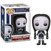POP FUNKO 803 WEDNESDAY ADDAMS FAMILY  VANDINHA