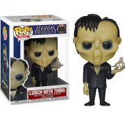 POP FUNKO 805 LURCH WITH THING ADDAMS FAMILY TROPEÇO