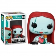 POP FUNKO 806 SALLY SEWING NIGHTMARE BEFORE CHRISTMAS