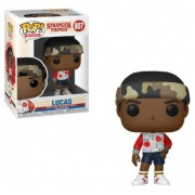POP FUNKO 807 LUCAS STRANGER THINGS 3