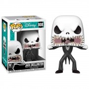 POP FUNKO 808 JACK SCARY FACE NIGHTMARE BEFORE CHRISTMAS