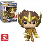 POP FUNKO 811 SAGITARIO SEIYA CAVALEIROS DO ZODIACO EXCLUSIV