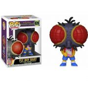 POP FUNKO 820 FLY BOY BART SIMPSONS  TREEHOUSE OF HORROR