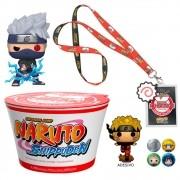 POP FUNKO 822 KAKASHI MYSTERY BOX Ramen Shop NARUTO