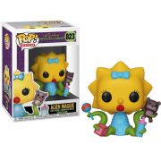 POP FUNKO 823 ALIEN MAGGIE SIMPSONS TREEHOUSE OF HORROR