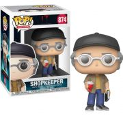 POP FUNKO 874 SHOPKEEPER IT CHAPTER TWO