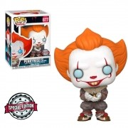 POP FUNKO 877 PENNYWISE W GLOW BUG SPECIAL EDITION