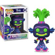 POP FUNKO 881 KING TROLLEX  TROLLS WORLD TOUR