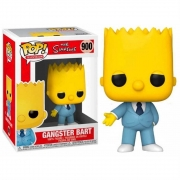 POP FUNKO 900 BART GANGSTER THE SIMPSONS