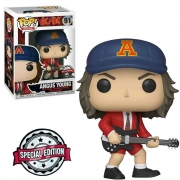 POP FUNKO 91 ANGUS YOUNG AC DC SPECIAL EDITION