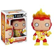 POP FUNKO 91 FIRESTORM SUPER HEROES
