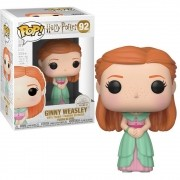 POP FUNKO 92 GINNY WEASLEY HARRY POTTER WIZARDING WORLD