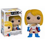 POP FUNKO 94 POWER GIRL SUPER HEROES