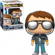 POP FUNKO 958 MARTY W/GLASSES BACK TO THE FUTURE