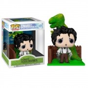 POP FUNKO 985 EDWARD SCISSORHANDS & DINOHEDGE