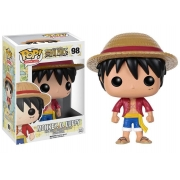 POP FUNKO 98 MONKEY D LUFFY ONE PIECE