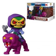POP FUNKO 98 SKELETOR ON PANTHOR MASTERS OF THE UNIVERSE