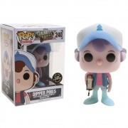 POP FUNKO CHASE 240 DIPPER PINES GRAVITY FALLS DISNEY CHASE