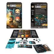 POP FUNKO VERSE HARRY POTTER RON E DRACO STRATEGY GAME