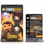 POP FUNKOVERSE BACK TO THE FUTURE MARTY & EMMET
